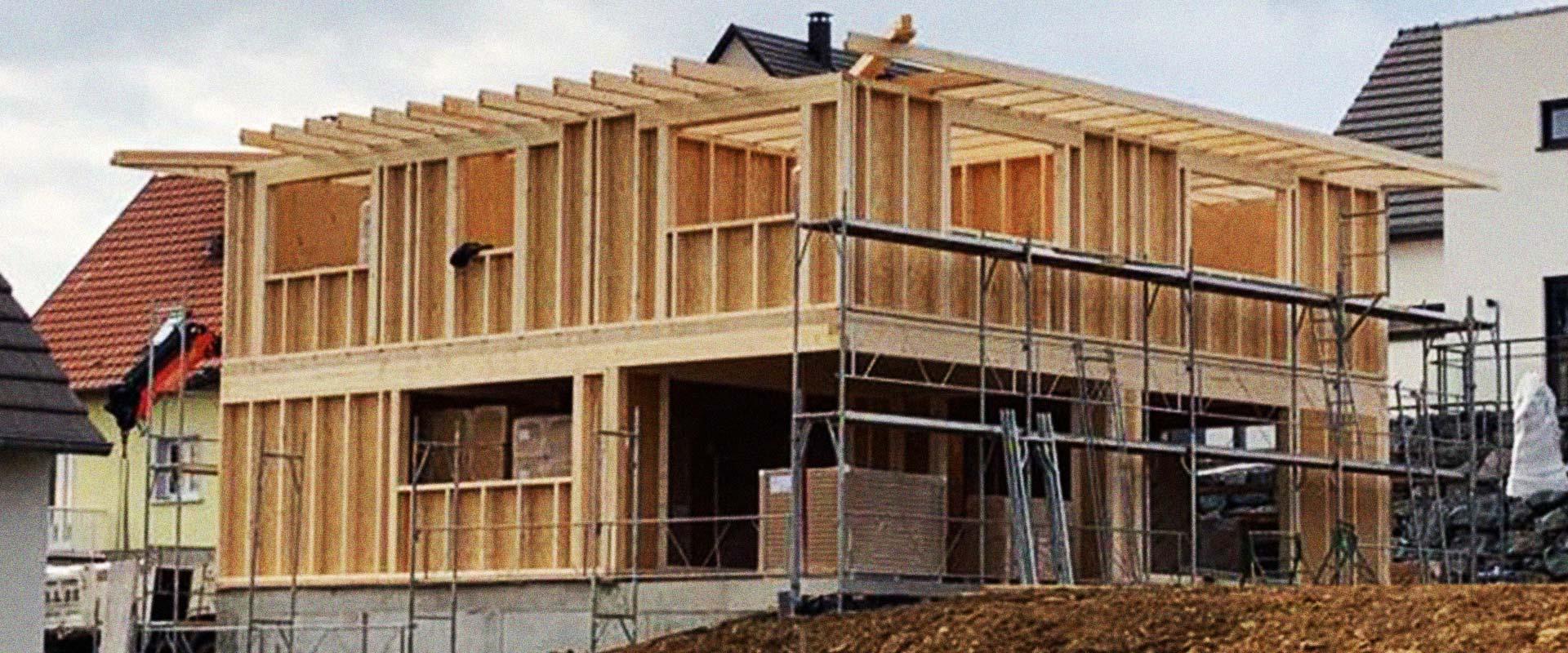 Devis Extension Maison à Deuil-la-Barre → Agrandissement Bois, Acier, Parpaing